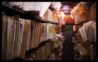 'Archives' by Marino Gonzalez. Flickr/Creative Commons License.