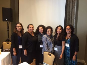 """Deliberating Latina Feminists' Ethnographic Engagements"" Panel at July 2016 LSA Conference. Photo by S. Vega. CC BY-NC-ND 2.0"